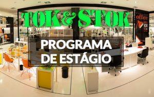 Programa de estágio TokStok